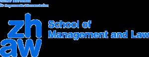 Logo der ZHAW SML