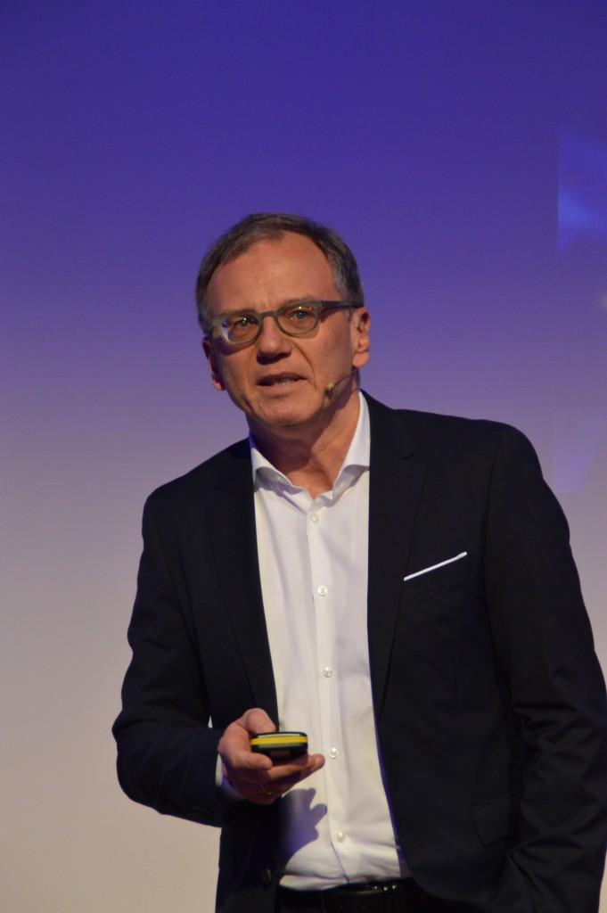 Armin Wolf an der Litigation-PR-Tagung 2019